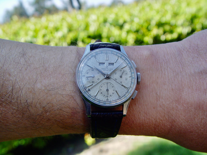 vintage Breitling Chronograph, Datora, Top Time, Superocean, Chronoliner, Chrono-metic