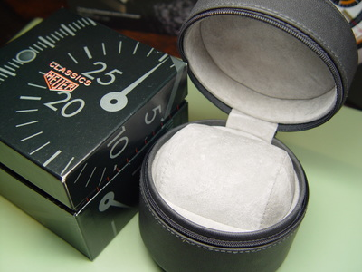Heuer Classic Watch Box  by Tag Heuer