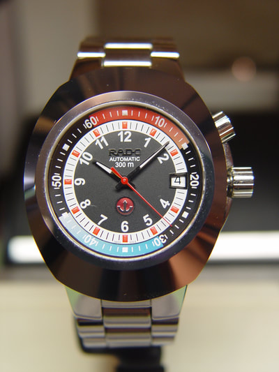 For sale a new Rado Automatic 300m Dive watch
