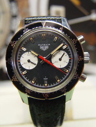 Heuer Autavia by Artomatique.net