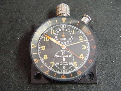 Rally Timer made by Heuer Leonidas