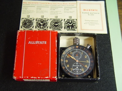 Allstate Super Autavia w box and papers