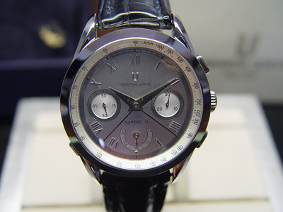 Universal Geneve Master-Tech Rattrapante