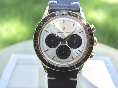 Universal Geneve Compax Chronograph