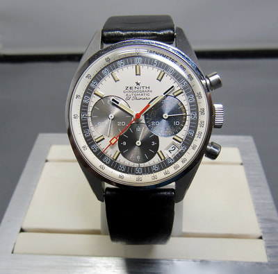 Genuine Zenith el primero mark 1 example for sale