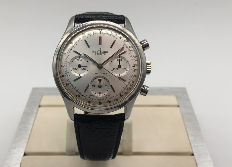 1964 Breitling top time ref. 810 Mark 1.1 at Artomatique.net