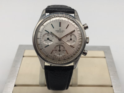 1964 Breitling Top Time 810 Mark 1.1